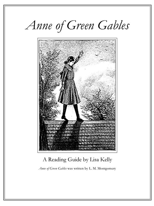 Anne of Green Gables: A Reading Guide
