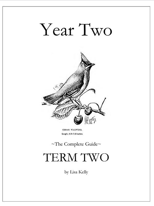 Year Two: Term Two