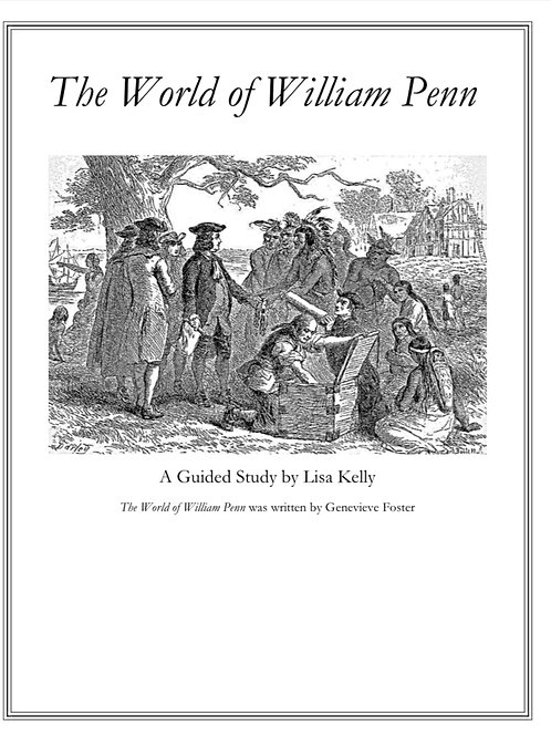 The World of William Penn: A Guided Study