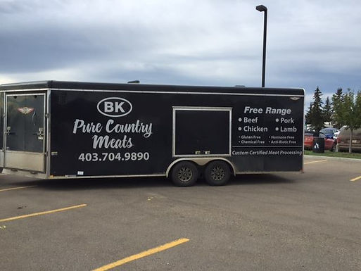 BK Pure Country Meats