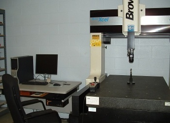 Coordinate Measuring Machine - CMM