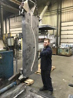 large mold capabilities