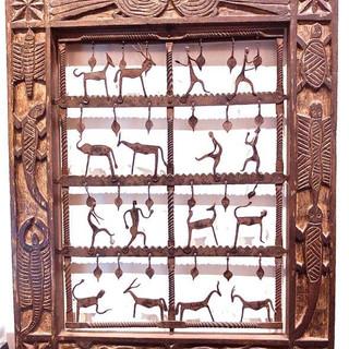 Anonym, Holzfenster