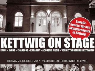 Kettwig on stage - für den Skulpturenpark