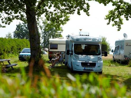 Schweden ist Europas günstigstes Campingland