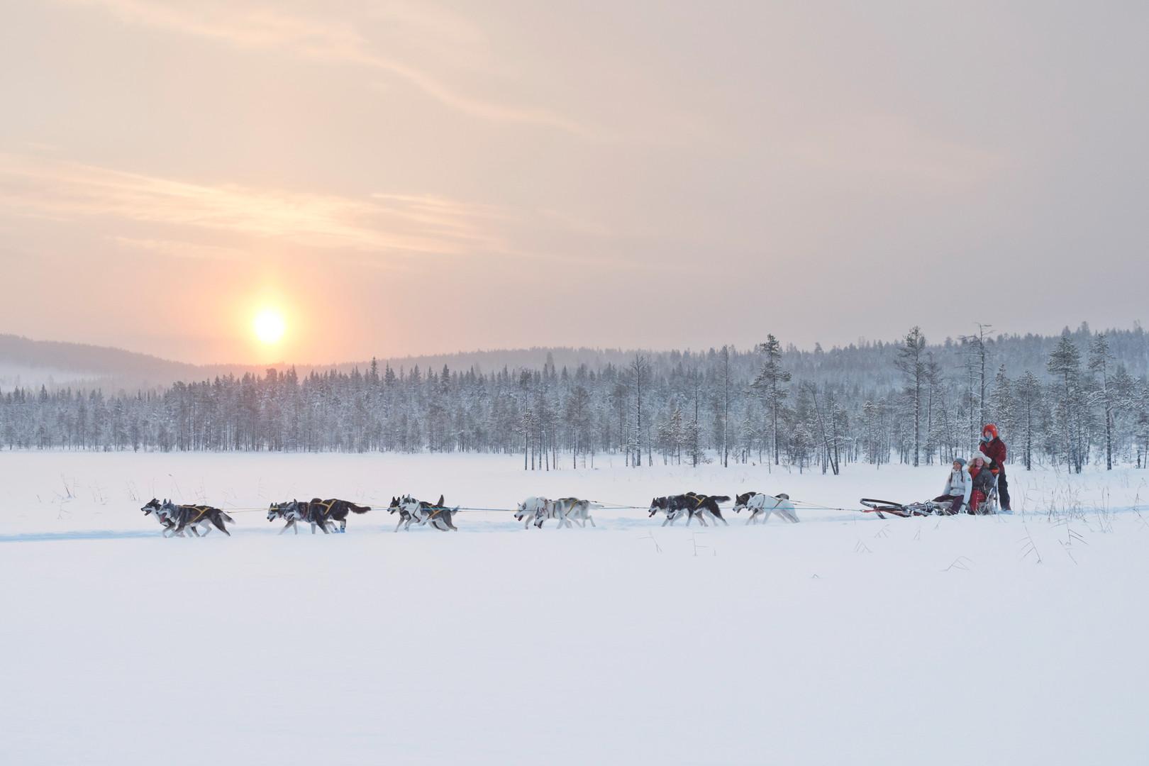 Jokkmokk, Lappland
