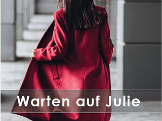 Lesung: Warten auf Julie, 15.12.20, The Serve