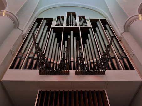 30.04.2017: Orgelbenefizkonzert – J. S. Bach – Die Goldbergvariationen