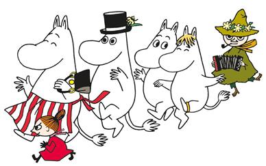 Die Mumins: Trollwesen im Kinderbuch-Olymp