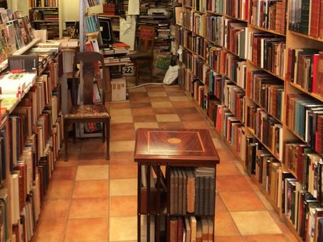 Lieblingsorte: Meine fünf Lieblingsbuchhandlungen in Stockholm