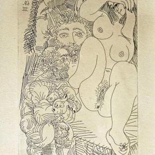 Picasso Celestine III