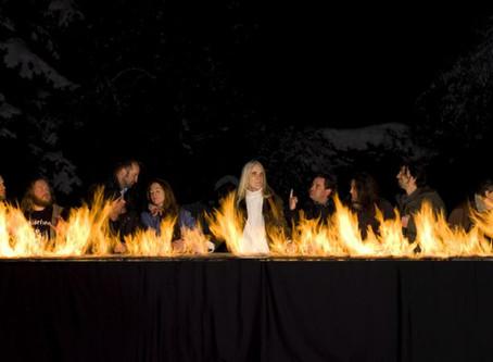 04.03. bis 13.4.2017: Ausstellung BRENN.Punkt Abendmahl – The Burning Supper