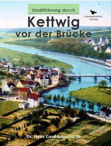 Stadtführung durch Kettwig vor der Brücke - Dr. Hans Gerd Engelhardt