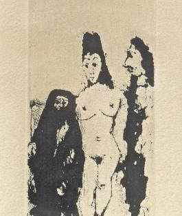 "Picasso, ""Celestine II"""