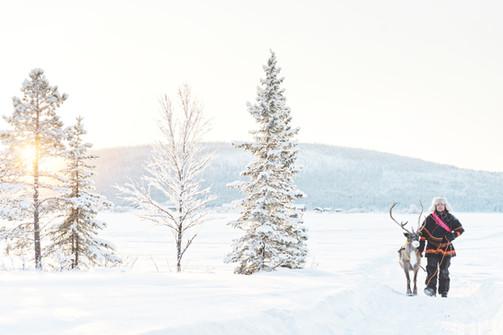 Jukkasjärvi, Lappland