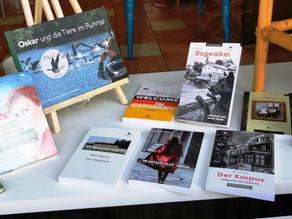 """Hummelshain zu Gast auf der """"Insel der Bücher"""""""
