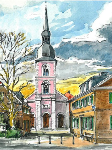 Freise_katholische Kirche Kettwig