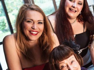 """02.11.2018: Jazz-Konzert """"Lines for Ladies"""""""