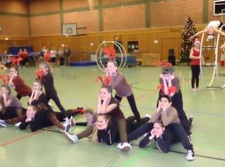 10.12.17: Traditionelles Nikolausturnen des KSV 70/86 e.V.