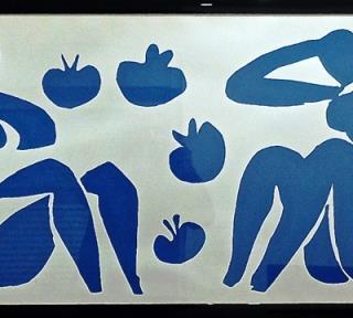 """Henri Matisse, """"Frauen und Affen"""""""