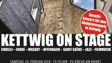Kettwig on Stage Vol 2: 24. Februar in der Marktkirche