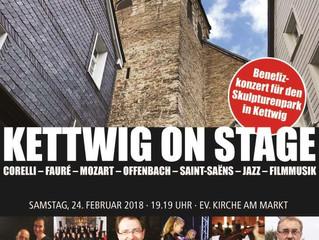 Kettwig on Stage Vol 2: 24. Februar in der Marktkirche