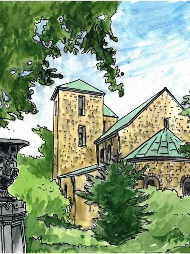 Freise_Lucius Kirche Werden