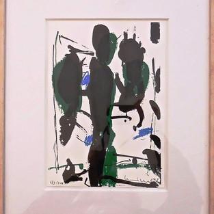 Farblithografie, 1998