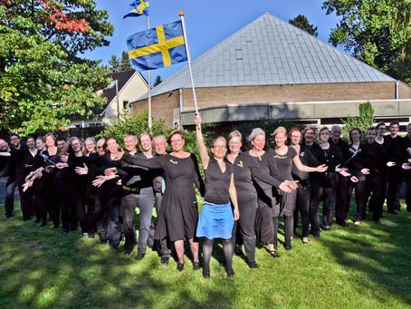 Deutsch-Schwedischer Chor? Sowas gibts!