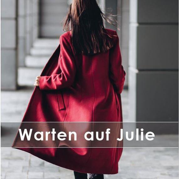 """Jörg Potthaus liest aus """"Warten auf Julie"""""""