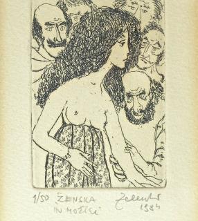 Karel Zelenko, Zenska
