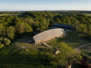 Größte Königshalle der dänischen Wikingerzeit zum Leben erweckt