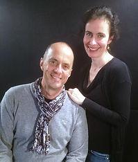 Julia Husmann und Carsten Linck