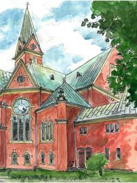 Freise_Evangelische Kirche Werden