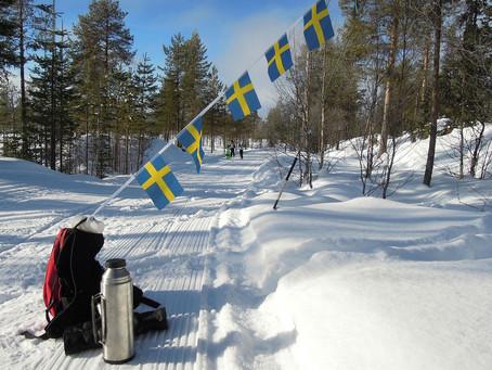 Der Vasalauf in Schweden