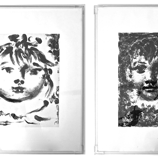 Pablo Picasso, Paloma et Claude