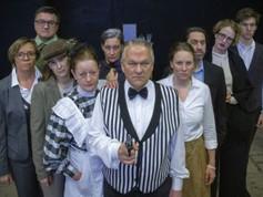 12.09.: Essener Volksbühne zeigt Agatha-Christie-Krimi