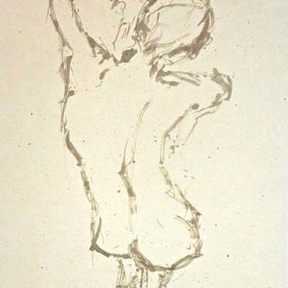 Manfred Petrick, Rückenakt
