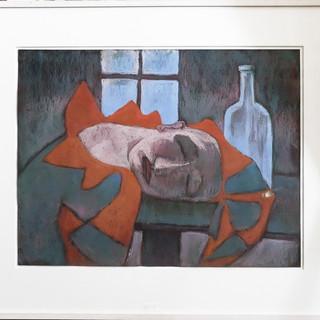 Brigitte von Laar, Schlafender Harlekin