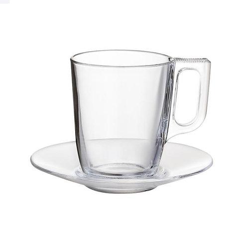 Tasse à thé + soucoupe