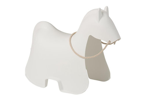 Chaise Enfant Cheval Blanc