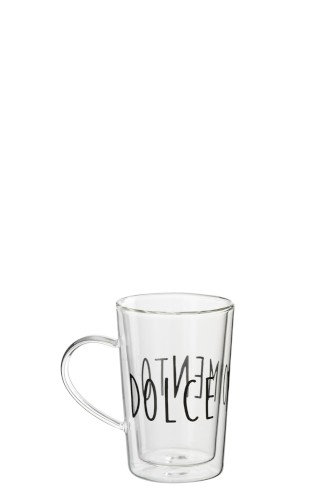 Tasse «Dolce Momente» + Soucoupe