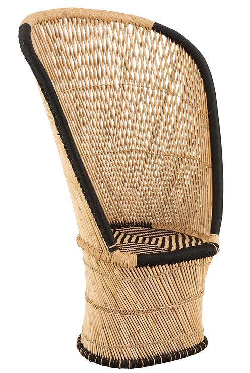 Siège Dossier Bambou Naturel