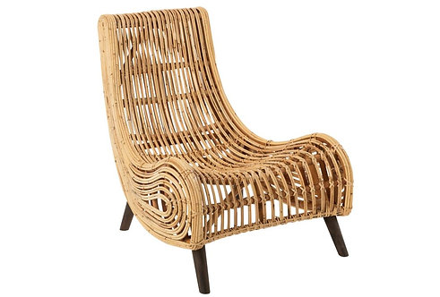 Chaise Rotin Naturel