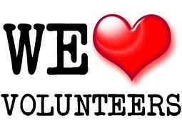 Volunteer with us!