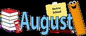 The Littlest Helpers August 2015 Newsletter