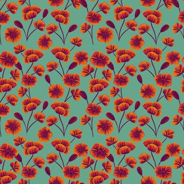 Appert Poppy Pattern