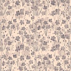 Appert Watercolor Floral Pattern
