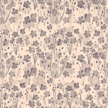 Appert Watercolor Floral Pattern