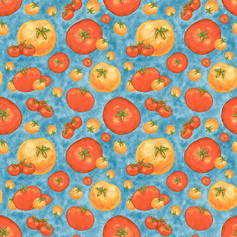 Appert Tomato Pattern